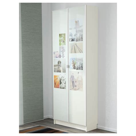 Billy Morliden Bookcase White 80x202x30 Cm Ikea Ikea Billy Bookcases White
