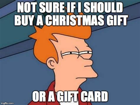 Gift Meme - christmas shopping imgflip