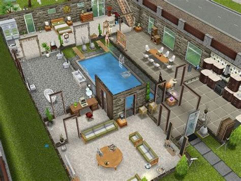 95 best sims freeplay house ideas images on