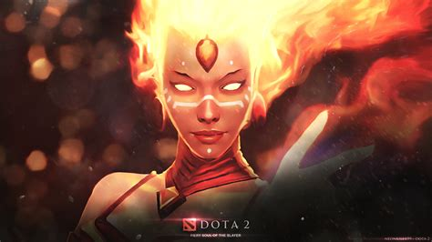 dota 2 big wallpaper lina dota 2 logo wallpapers hd download desktop lina dota