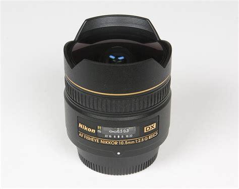 Lensa Fisheye Nikkor nikkor af 10 5mm f 2 8g ed dx fisheye review test report