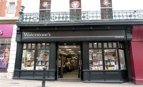 lincoln book store waterstones shop lincoln