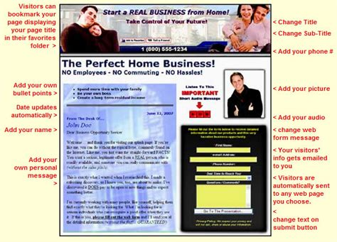 Personalize Your Own Juice Plus Lead Capture Pages Lead Page Template Free