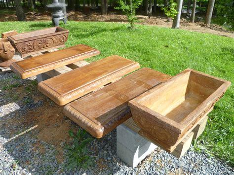 bench order speights concrete bench order shenandoah