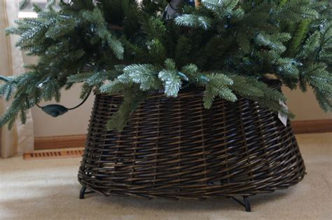 michaels christmas tree basket base home and gardening with liz friday notes ideas 2