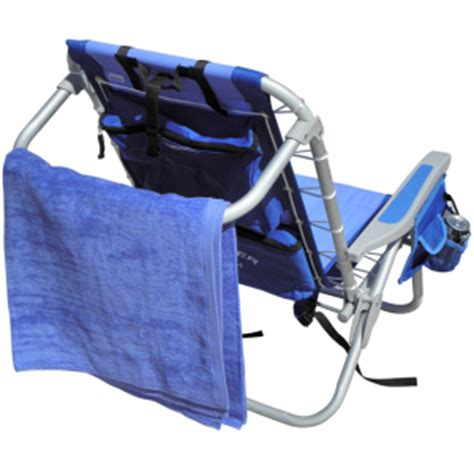 ultimate backpack chair with cooler ultimate alum backpack chair with cooler beachkit