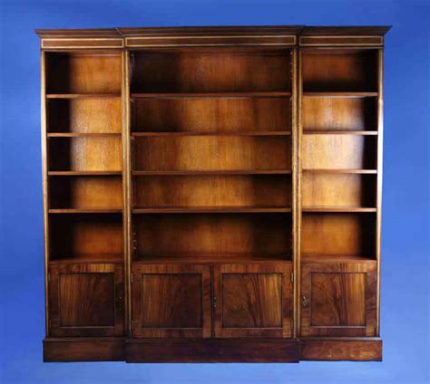 Antique Style Mahogany Bookcase For Sale Antiques Com Vintage Bookshelves For Sale