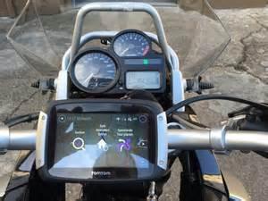 Navi Von Bmw F R Motorrad by Lenkerhalterung Mit Gummieinlagen F 252 R 216 22 25 4 Und Navi