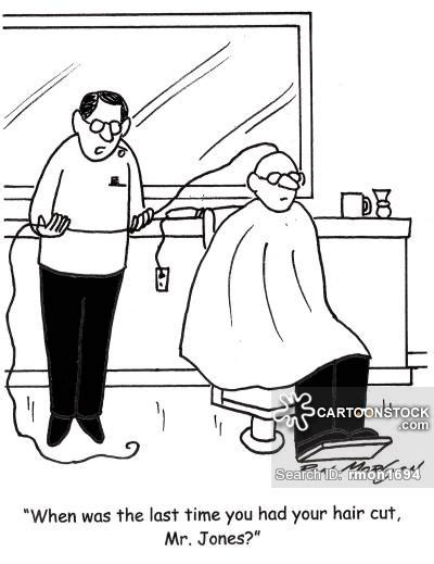 haircut funny cartoon hair stylist cartoons and comics funny pictures from