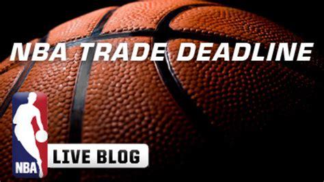 Mba Trade Deadline by Image Gallery Trade Deadline