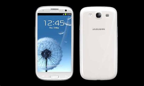 samsung s3 teknoloji devi samsung galaxy s3 modelinden android kitkat