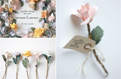Make Paper Flowers Wedding - pastel paper flowers for eco weddings onewed