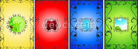 coreldraw templates for posters 4x of banner posters vector shading pictures coreldraw