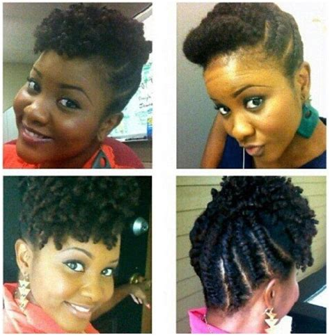 professional flat twist updos 20 natural hair styles that are professional enough for