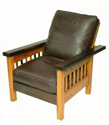 Morris Armchair by Morris Chair