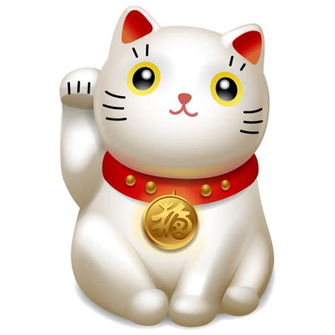 Squishy Lucky Cat Maneki Neko Kucing Keberuntungan Hoki cat 4 icon maneki neko iconset icojoy