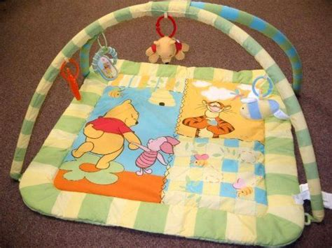 Winnie The Pooh Play Mat by Disney Winnie The Pooh Baby Play Mat