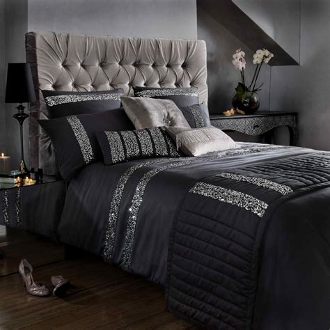 bedroom covers kylie bedding safia black duvet cover kylie bedding from