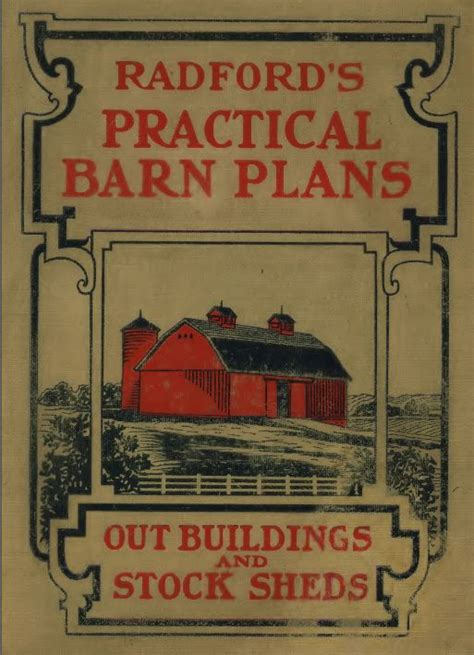 farm buildings classic reprint books farm buildings barns cottage cabin tools greenhouse