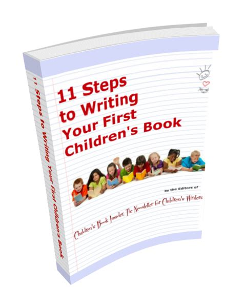 writing a children s picture book free ebook 11 steps to writing your children s book