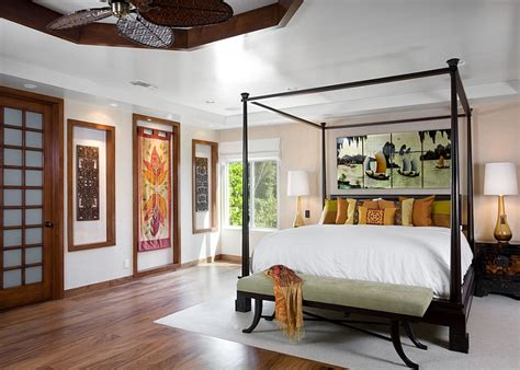 oriental bedroom asian inspired bedrooms design ideas pictures