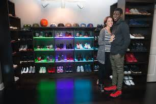Master Bedroom Wardrobe Designs the 15 best celebrity sneaker closets sole collector