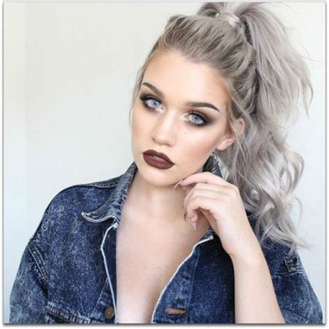 granny hair colour 2015 grey granny hair trend miss o friends