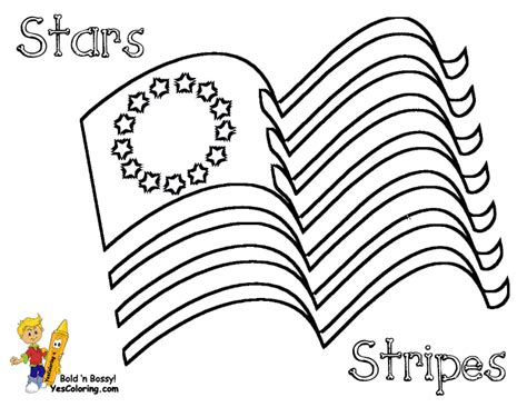 coloring page of the star spangled banner stand tall july 4th coloring pages july 4th free