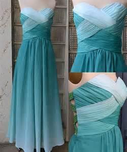 diy ombre prom dress custom made prom dresses prom dress chiffon prom dresses d nice