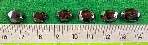 Kecubung Rambut Mirip Yakut Kuning cincin permata kalimantan