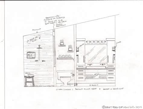 bathroom elevation drawings designing an asian inspired bathroom remodel beauty