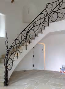 Unique Handrails Artistic Iron Handrails For Ultimate Home Personalization