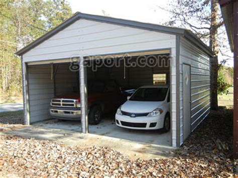 Two Car Carport Cost Garages Appealing 2 Car Garages Ideas Two Car Garage Cost