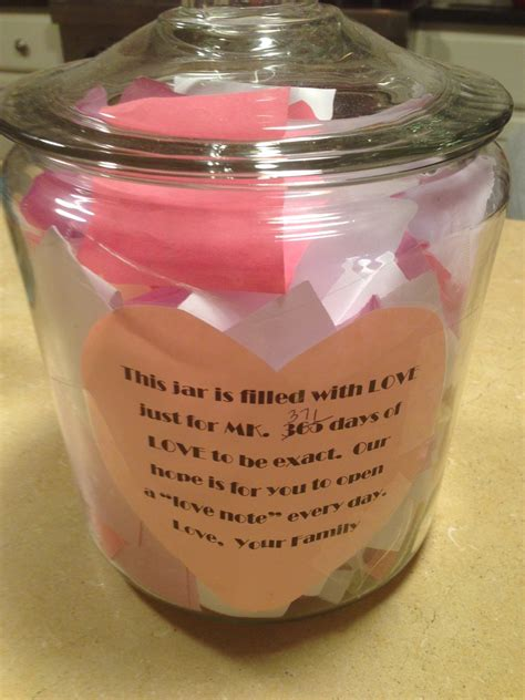 themes love jar diy genealogy gift ideas how to be a hero to your