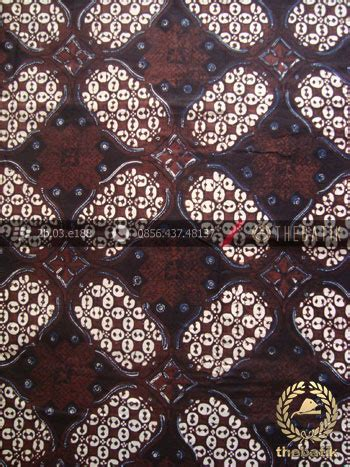Batik Klasik jual batik klasik jogja motif ceplok kawung thebatik co id