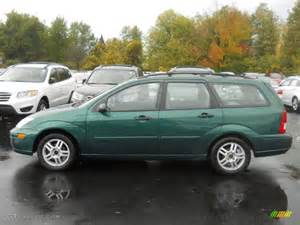 2000 Ford Focus Wagon Rainforest Green Metallic 2000 Ford Focus Se Wagon