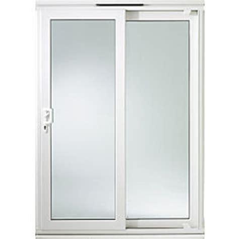 Patio Doors B Q 5ft White Glazed Pvcu External Sliding Patio Door H