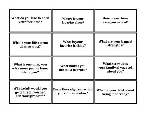 Or Jenga Question Exles Therapeutic Jenga These Questions Spark A Lot Of Creative Social Worker