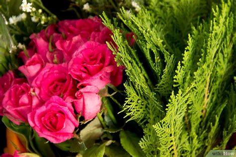 ordinare fiori come ordinare fiori 18 passaggi illustrato wikihow