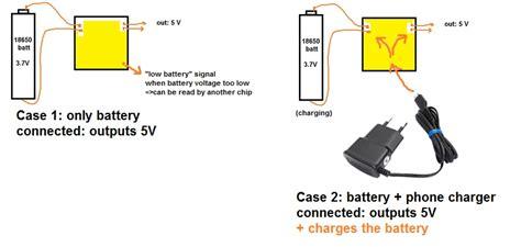 3 7 V To 5v Converter Circuit Diagram
