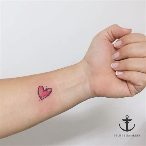 cool small tattoos with meaning watercolor ideas tattoos