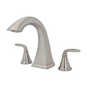 pasadena two handle deck mount tub faucet wayfair