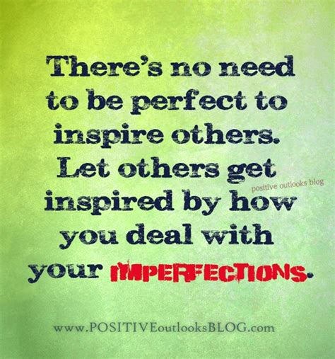 No Need To by There S No Need To Be To Inspire Others