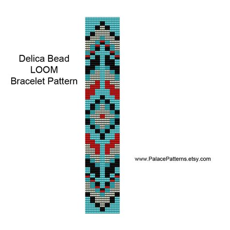 loom bead patterns bead loom bracelet pattern tribal 30