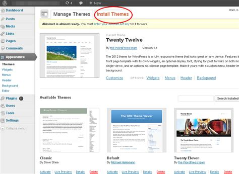 add themes to excel 2013 how to add a free theme in wordpress tutorials tree