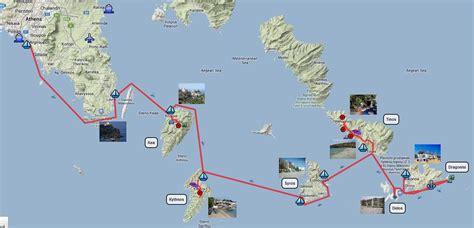 sailing northern greece greece sailing trips