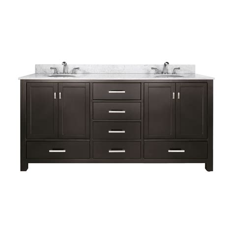 72 double vanity for bathroom avanity modero v72 es modero 72 in double bathroom vanity