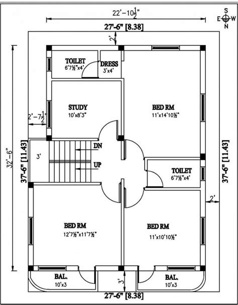 free house plans with cost to build affordable home ch137 floor plans with low cost to build