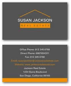 real estate business cards with photo creative real estate business cards by ne14 design