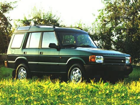 1997 land rover discovery reviews specs and prices cars com